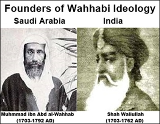 Shah Wali Ullah poisoned the minds of Indian Muslims against the Hindus and Shias.