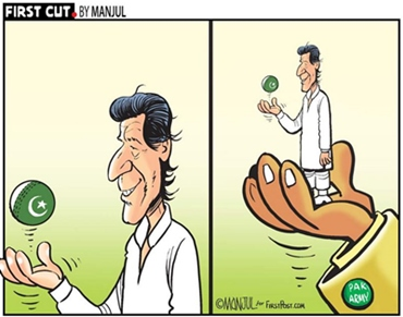 Can Imran Khan come out of Army's shadow?