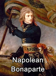Rise of Napolean brought hard days for British trade