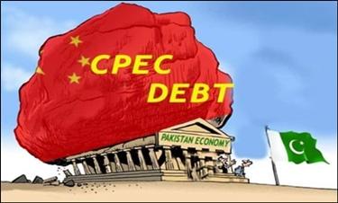 Pakistan in CPEC debt trap