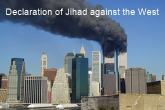 911 attack in New York was declaration of Jihad against the West