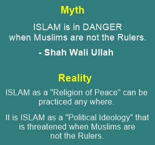 """Islam is in Danger"" - Prophet's Islam is never is danger; Mullah's political Islam is always in danger"