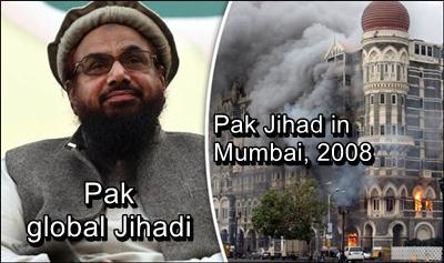 Mumbai Terror attack of 2008 and the Mastermind, Hafiz Saeed
