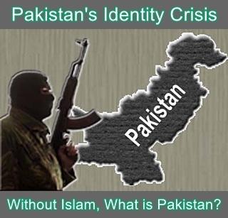 Pakistan identity crisis