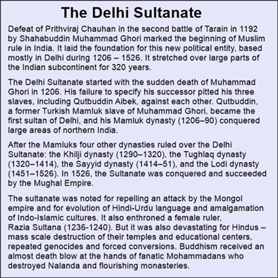 delhi-sultanate