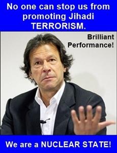 Imran Khan - A Jihadi or sportsman?