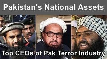 Pak terror industry CEOs