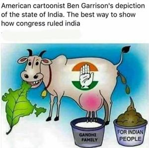 Congress party Motto