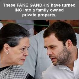Fake Gandis